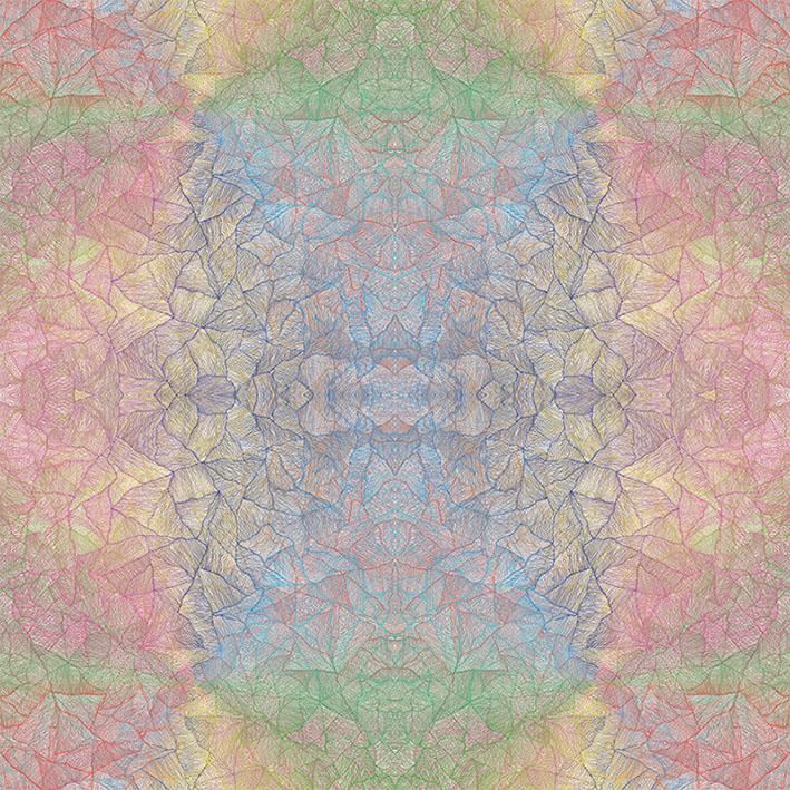 Luxe Digital Rhombus