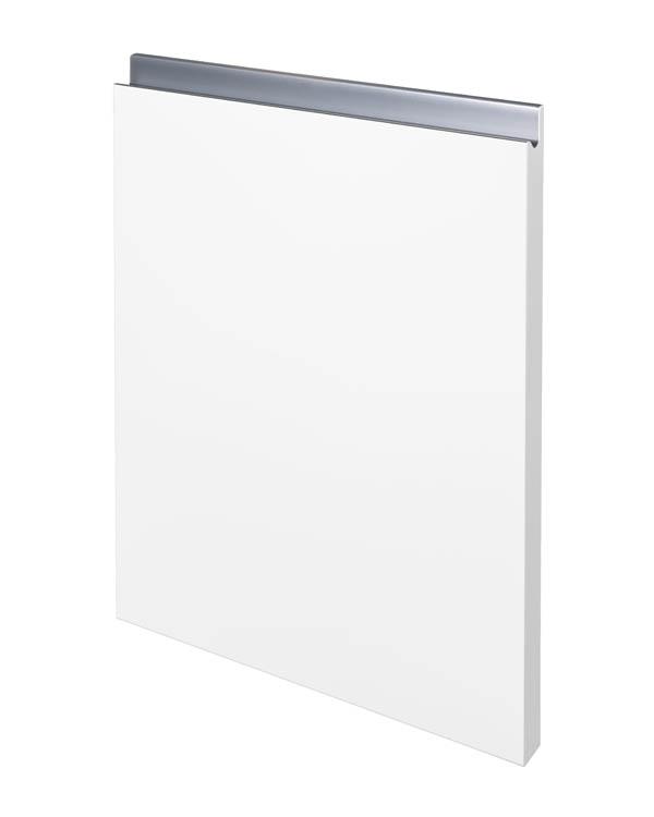 Finger-Pull Blanco Perfil aluminio