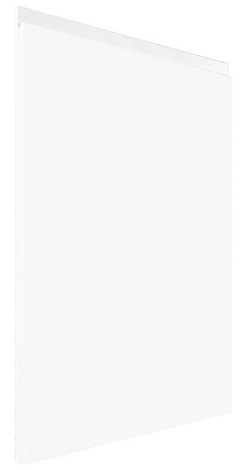 Finger-Pull Supermatt Blanco Perfil su color