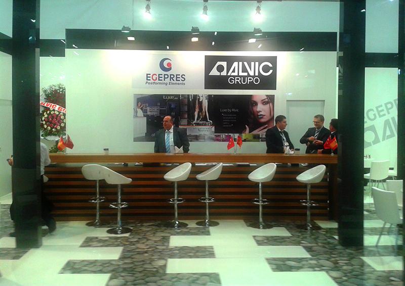 Grupo Alvic Intermob 2013