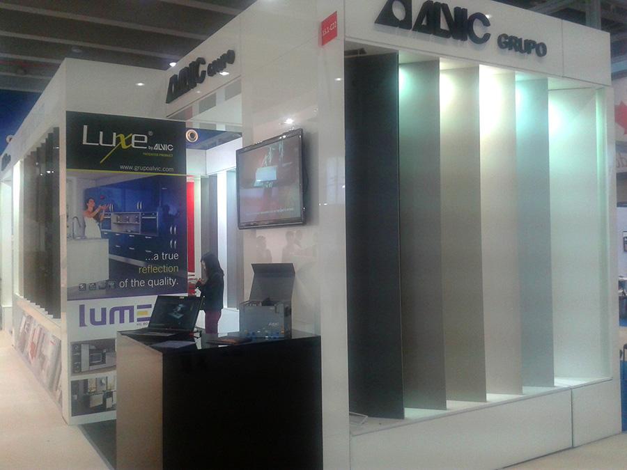 Grupo Alvic en Interzum 2014