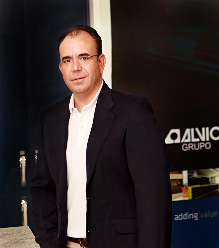 Carlos Rosales grupo alvic