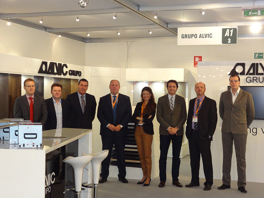 Grupo Alvic sicam 2014