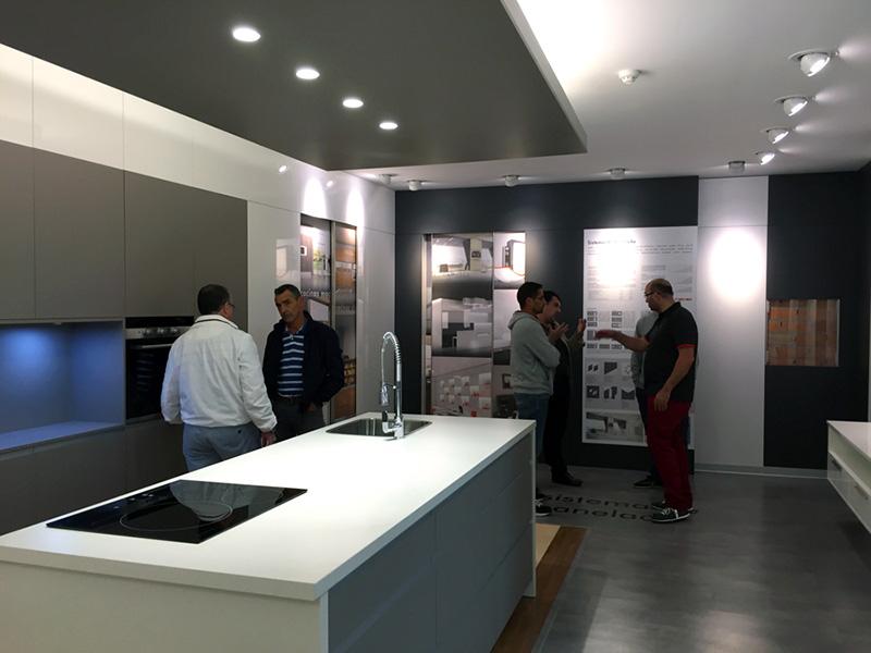 Alvic center Santander. Mueble