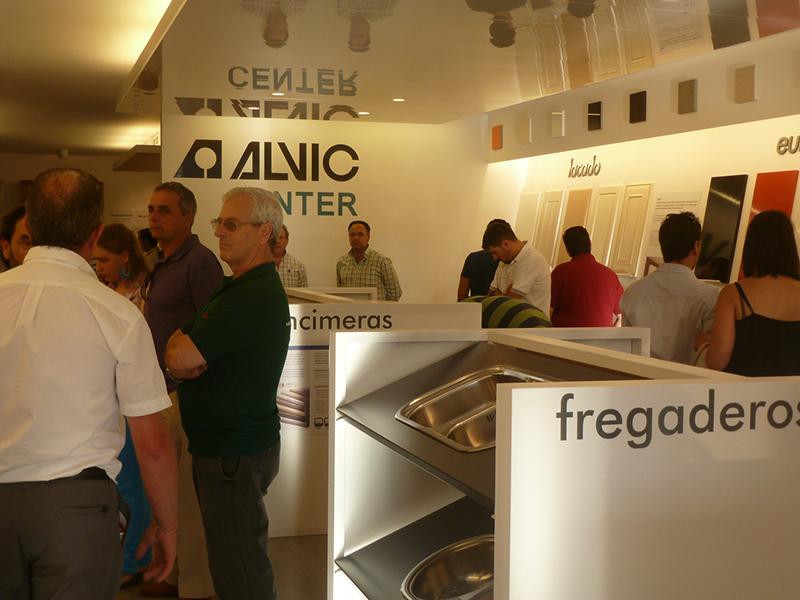 Nuevo Alvic Center en Badajoz de Grupo Alvic